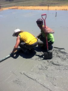 Action Solution Precast Concrete Perth About Us Onsite Concrete Service