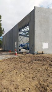 Precast Concrete Tilt Panels Perth