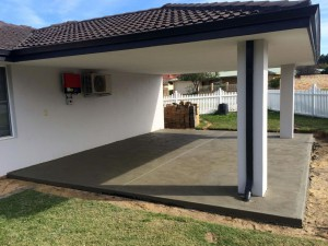Action Solution Precast Concrete Patio Perth Australia
