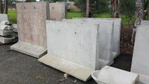 Precast Concrete Retaining Walls Perth