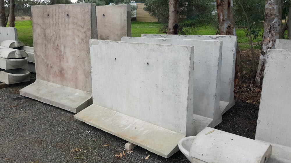 Precast Concrete Retaining Walls Perth