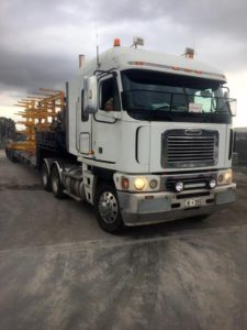 Action Solution Precast Concrete Perth Delivery and Transport Truck