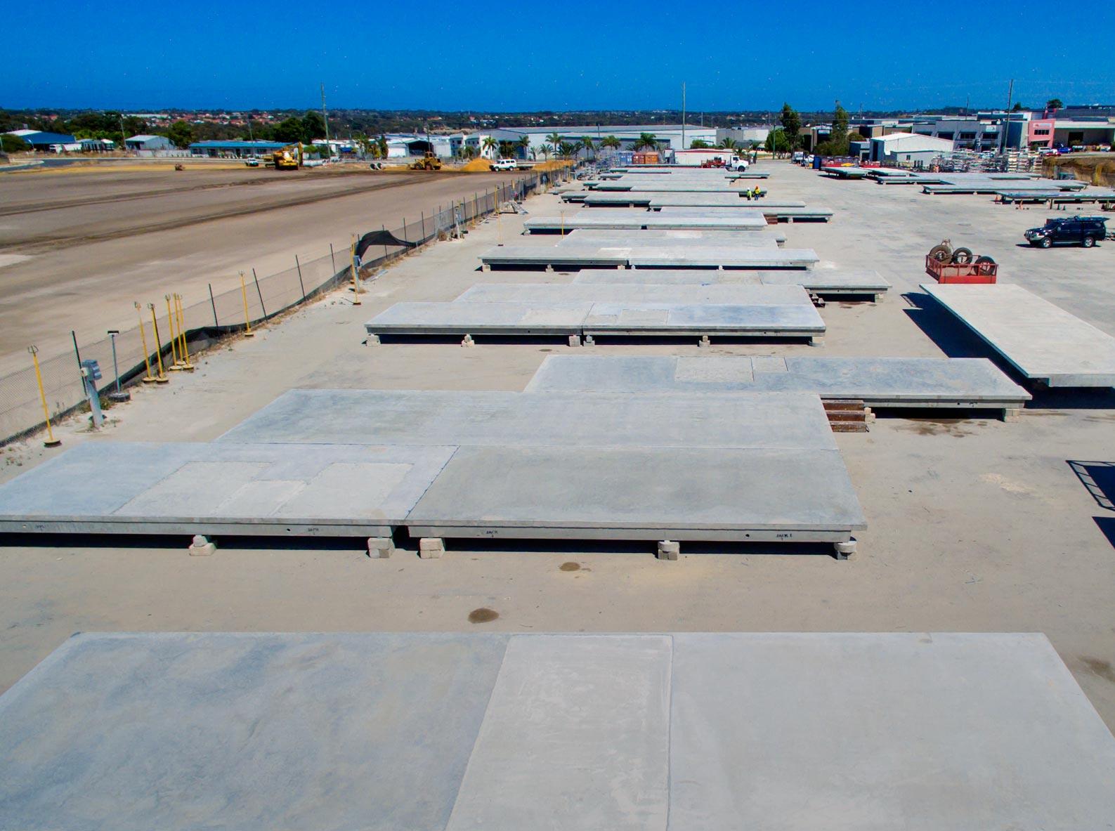 Action Solution Precast Concrete Perth Australia McGrath Onsite
