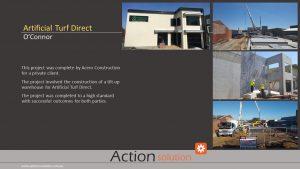 Action Solution Precast Panels Case Studies